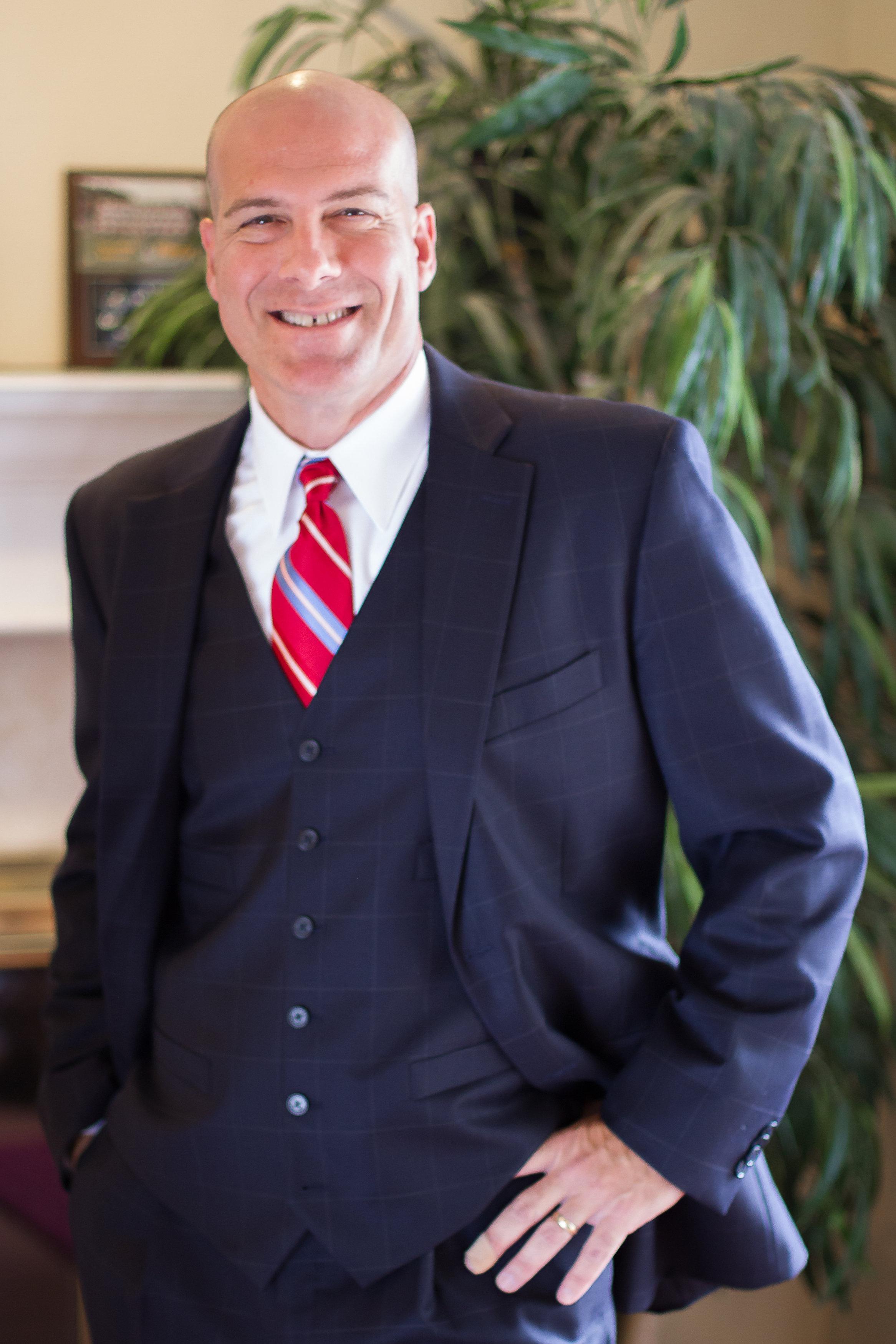 Attorney Keith Taylor